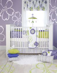 Pink And Gray Nursery Bedding Sets by Nursery Beddings Solid Purple Crib Bedding Sets In Conjunction