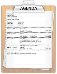 10 best images of writing a good agenda how to write minutes of