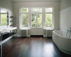 Laminate Flooring With Underfloor Heating Should We Install Underfloor Heat In The Bathroom The New York