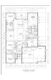 Finish Floor Plan Production Drafting Standard Pacific Homes Plan 1 Start To