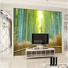 beibehang decoration background wallpaper simple living room nature