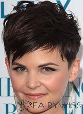 hair cut back of hair shorter than front of hair 65 best cortes images on pinterest hairstyles short haircuts