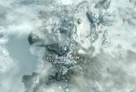 Solstheim Map Image Bloodskal Barrow Db Map Png Elder Scrolls Fandom