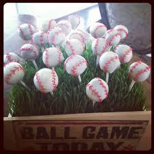 71 best cakes etc images on pinterest baseball cake pops