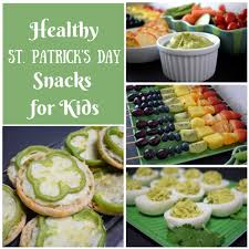 healthy st patrick u0027s day snacks
