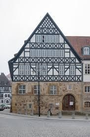 tudor style house file fachwerkhaus marktplatz eisenach thüringen deutschland
