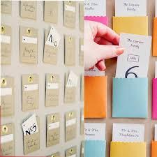 exemple de nom de table pour mariage escort cards une chouette alternative aux plans de tables