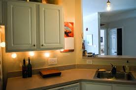Kitchen Cabinet Lighting Battery Powered Battery Powered Led Under Cabinet Lighting U2013 Kitchenlighting Co