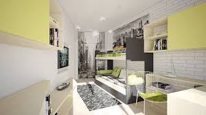Yellow And Gray Bedroom by Bedroom Inspiring Teenage White And Gray Bedroom Decoration Using