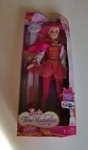 barbie musketeers ebay