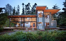 House Designs Ideas Modern Waterfront Home Design Ideas Best Home Design Ideas