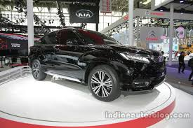honda suv 2016 honda avancier suv u0027s specifications revealed