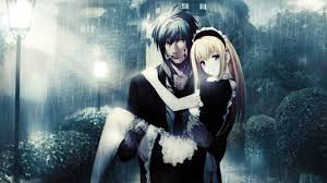 dark love pair wallpapers images of cute anime couple wallpapers sc