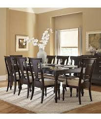 Dream Furniture Black Modern Teak Wood  Seater Luxury Dining - Teak dining table and chairs india