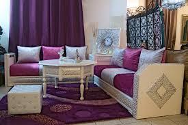 tissu pour canapé marocain salon marocain pas cher a vendre en galerie et tissu pour salon