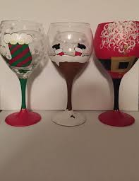 wine glass painting christmas wine glass paint night tickets in bel air md united states