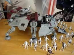 te terrain tactical enforcer star wars clone wars vehcile