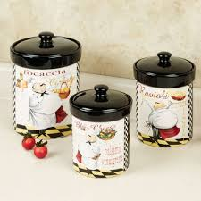 Kitchen Canisters Black 100 Black Kitchen Canisters Sets 11 Best Canisters Images