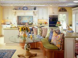 Modern French Country Decor - kitchen backsplashes french country backsplash ideas