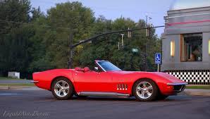 1969 corvette convertible for sale 1969 corvette stingray tri power convertible liquid
