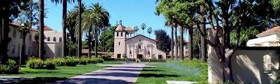 Santa Clara University Map Santa Clara University