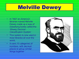 the dewey decimal system learn about your library