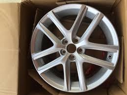 lexus is oem wheels set of 4 oem 2015 ct200h wheels