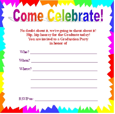 create your own graduation announcements create your own party invitations frenchkitten net
