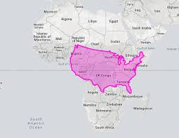 us map globe the true size map lets you move countries around the globe to