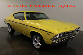 muscle cars gm for sale atlas muscle cars