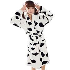 robe de chambre chaude pour femme aivtalk robe de chambre peignoir en flanelle douce et chaude