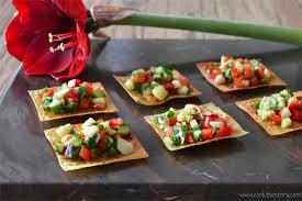 healthy appetizer recipes crispy salad wonton bites