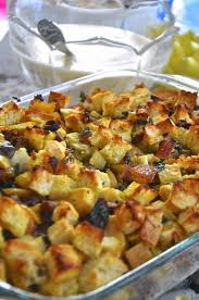 bread stuffing thanksgiving thanksgiving inspired cooking loaded artisan stuffing with spicy