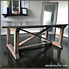 concrete wood table top diy concrete table cozy pete robinsuites co