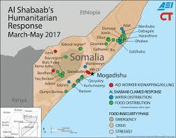 Djibouti Map Somalia Story Stream Critical Threats