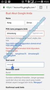 membuat email baru gmail 3 cara membuat email baru gmail lewat hp android mudah lengkap