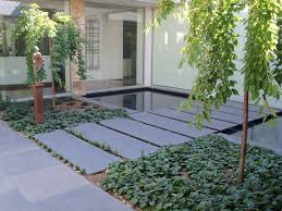modern pavers home design and decor