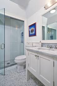 Small Coastal Bathroom Ideas East Hampton Shingle Cottage With Coastal Interiors Home Bunch