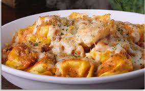 Olive Garden Five Cheese Marinara - flavorfilled pastas specials olive garden
