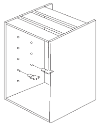 Cabinet Assembly 600mm Sink Housing Cabinet Assembly Instructions