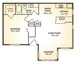 Florida Floor Plans 1 2 Bedroom Apartments For Rent In New Port Richey Fl Cypress