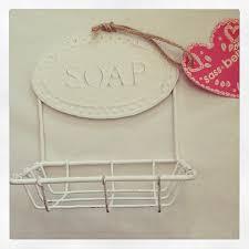 Shabby Chic Soap Dish by Shabby Chic Cream Metal Soap Dish