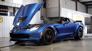 1000 hp corvette hennessey performance 1000 hp corvette flexes on a dyno