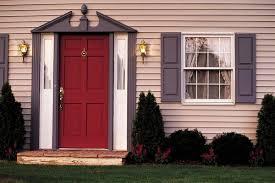 Exterior Flush Door Fiberglass Exterior Doors With Sidelights Transom Sidelites