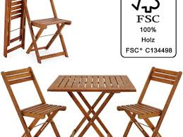 47 wooden folding table and chairs set charles bentley teak bar
