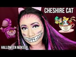 Cheshire Cat Halloween Costume Cheshire Cat Halloween Makeup Diy Costume