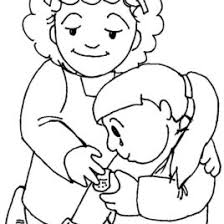 coloring pages on kindness coloring pages kindness kids drawing and coloring pages marisa
