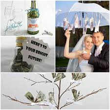 wedding gift design money gifts for wedding 22 creative ideas to luck to wishes