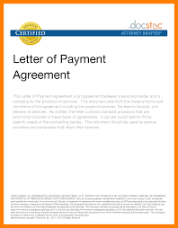 settlement template letter 6 payment agreement letter sample accept rejection payment agreement letter sample letter of agreement sample for payment 7 png