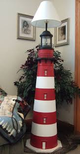 Nautical Floor Lamps Captivating Nautical Floor Lamps Lighthouse Floor Lamps The